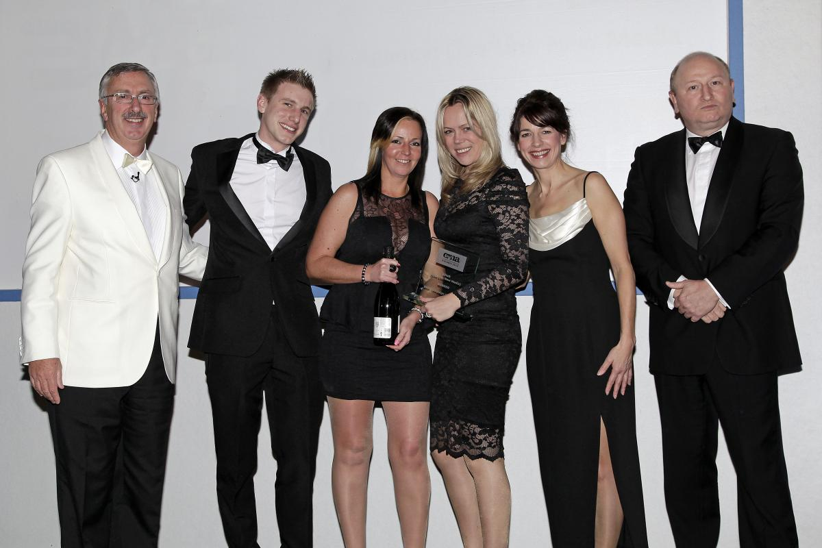 Construction Marketing Awards 7th December 2012